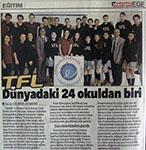 Hürriyet Ege 21 Nisan 2013