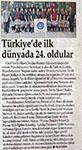 Yenigün Gazetesi 25 Mayıs 2013