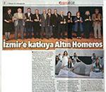 17 Nisan 2014 Hürriyet Ege