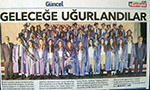 Hürriyet 13 Haziran 2015