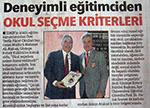 Hürriyet Ege 14 Şubat 2015