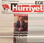 Hürriyet Gazetesi 20 Eylül 2015